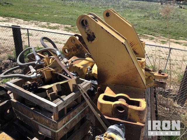 Multi-Shank Crawler Tractor Ripper - Fits Cat D9L, Crawler Tractor Ripper