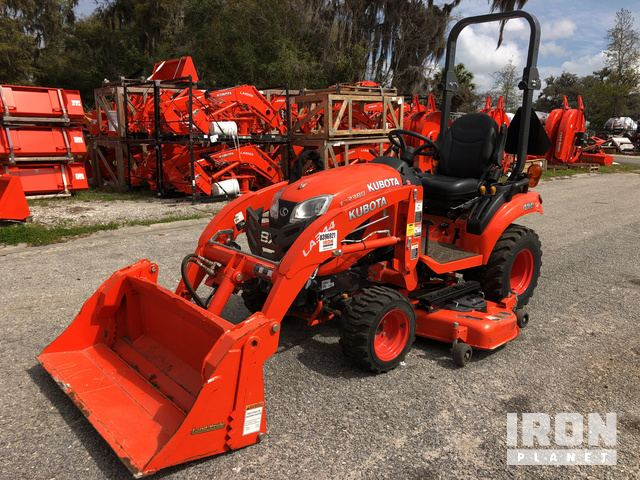 2018 Kubota BX2380 4WD Tractor, MFWD Tractor