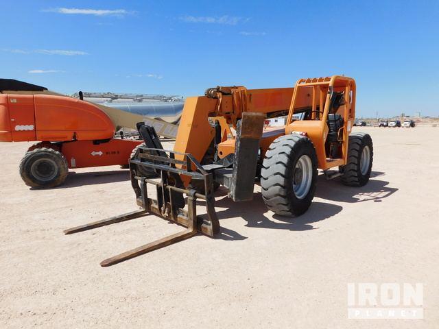 2008 JLG 10054 10000# 4x4x4 Telescopic Forklift, Telescopic Forklift