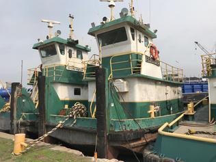 Slæbebåde
