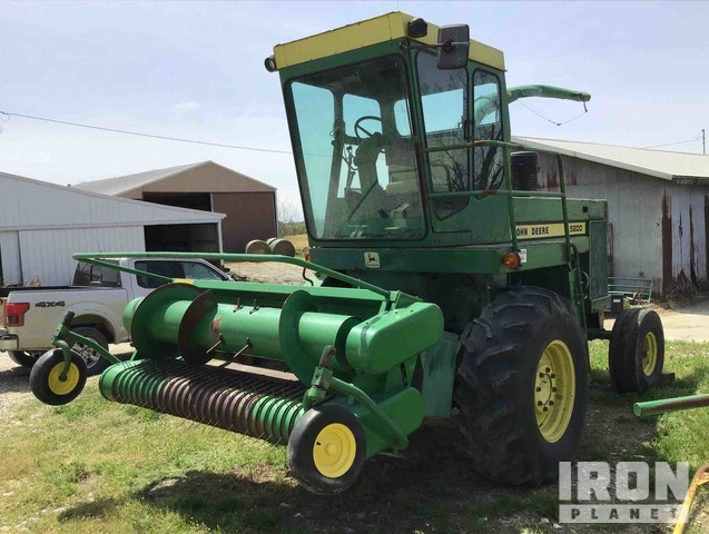 John Deere 5200 Self Propelled Forage Harvester, Forage Harvester