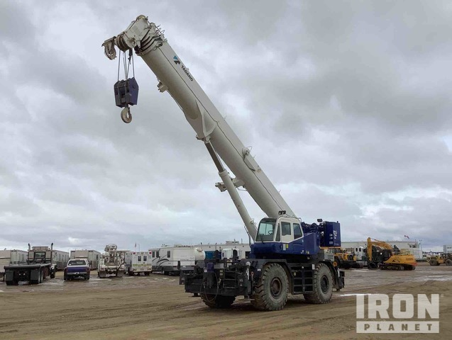 2013 Tadano GR-1000XL Rough Terrain Crane, Rough Terrain Crane