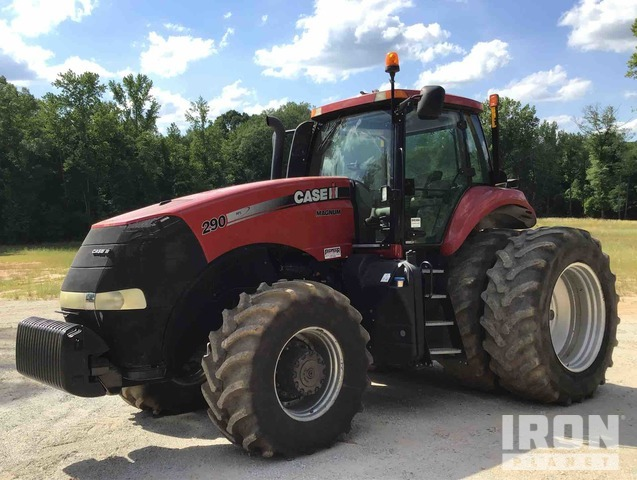 2014 Case IH Magnum 290 4WD Tractor, MFWD Tractor