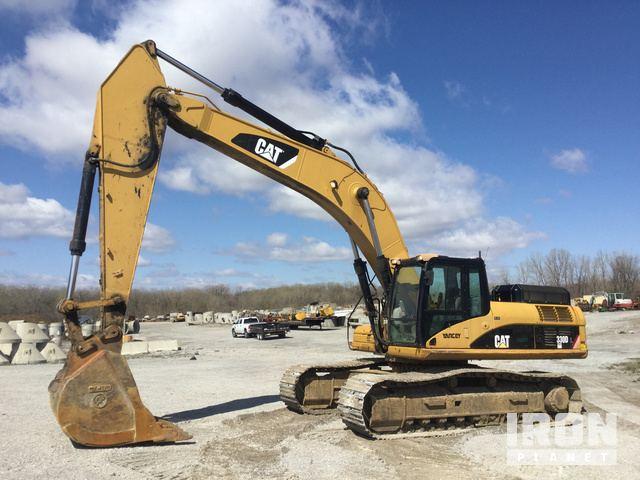 2008 Cat 330D L Track Excavator, Hydraulic Excavator
