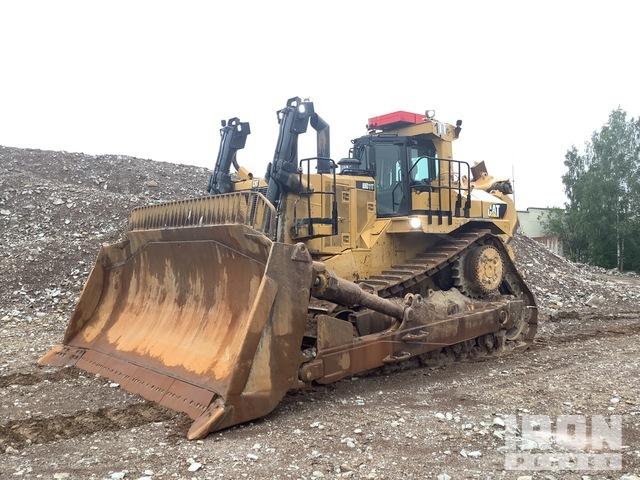 2015 Cat D11T Crawler Dozer, Crawler Tractor