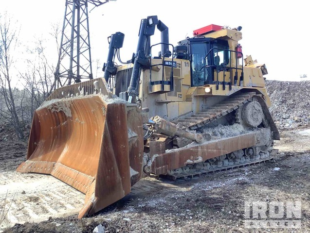 2015 Cat D10T2 Crawler Dozer, Crawler Tractor
