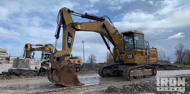 2015 Cat 6015 Track Excavator, Hydraulic Excavator