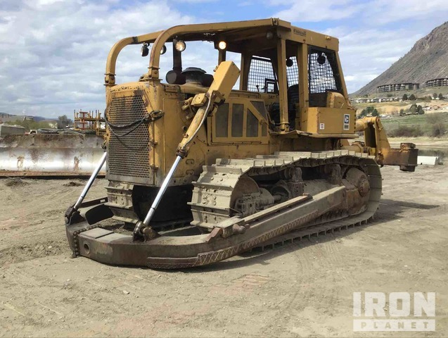 Cat D8K Crawler Dozer, Crawler Tractor