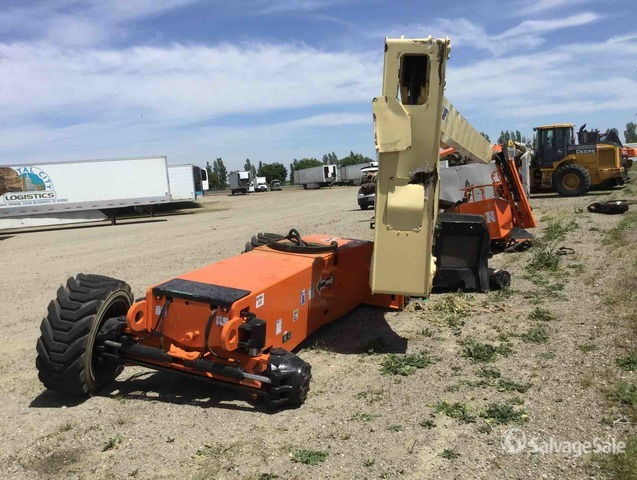 2016 JLG 800AJ 4WD Diesel Articulating Boom Lift, Parts/Stationary Construction-Other
