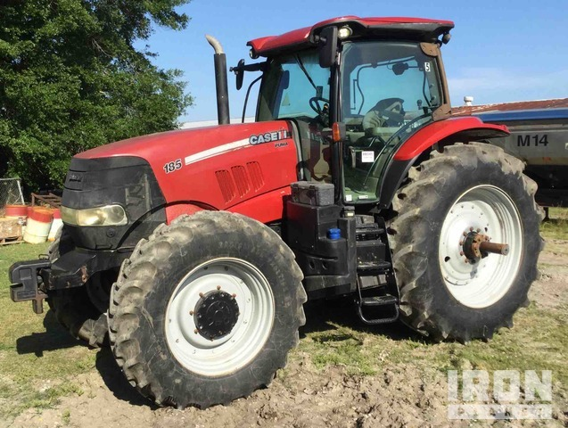 2016 Case IH Puma 185 4WD Tractor, MFWD Tractor
