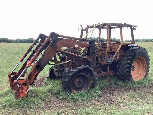 2009 (unverified) Kubota M125X 4WD Tractor, MFWD Tractor