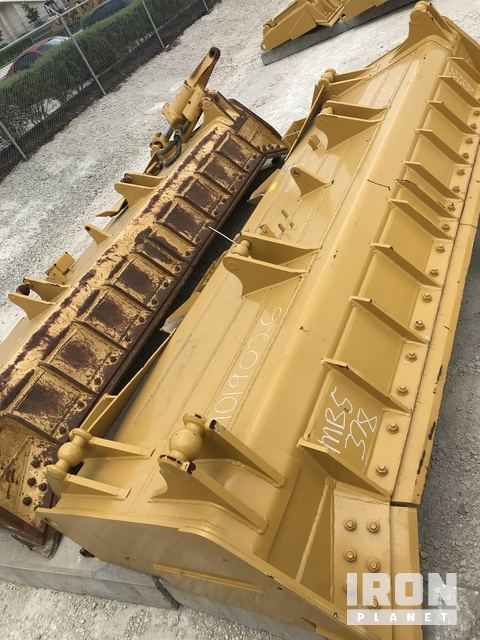 Cat Dozer Blade - Fits D6T XW, Crawler Tractor Dozer