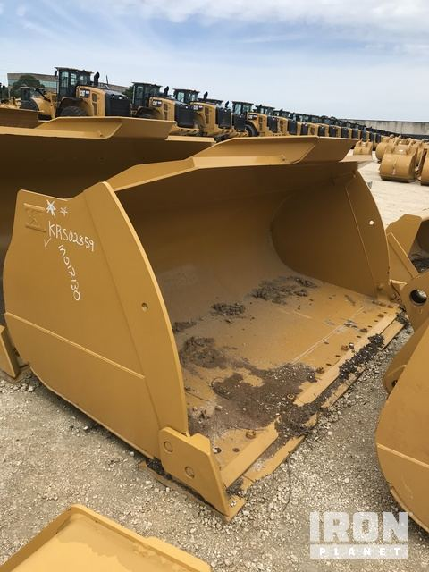 Cat Wheel Loader Bucket - Fits 980, Wheel Loader Bucket