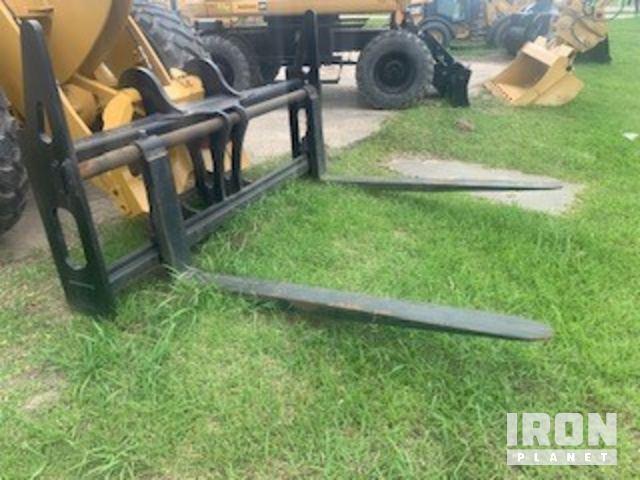 Cat Wheel Loader Forks - Fits 926M, Wheel Loader Forks