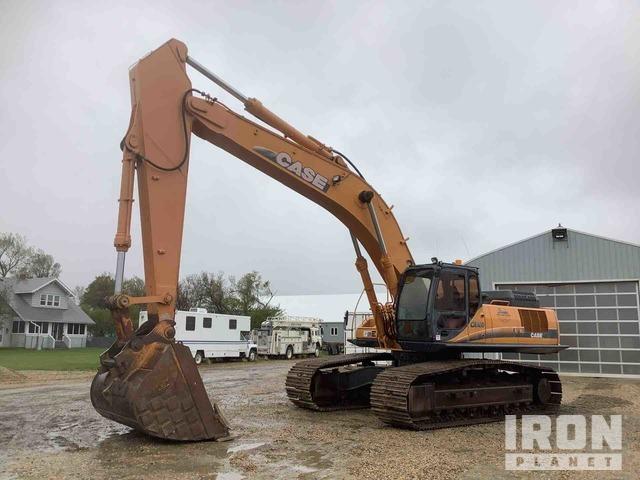 2007 (unverified) Case CX460 Track Excavator, Hydraulic Excavator