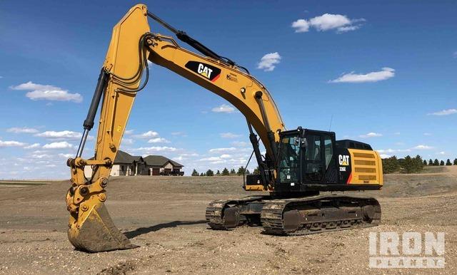 2012 Cat 336EL Track Excavator, Hydraulic Excavator