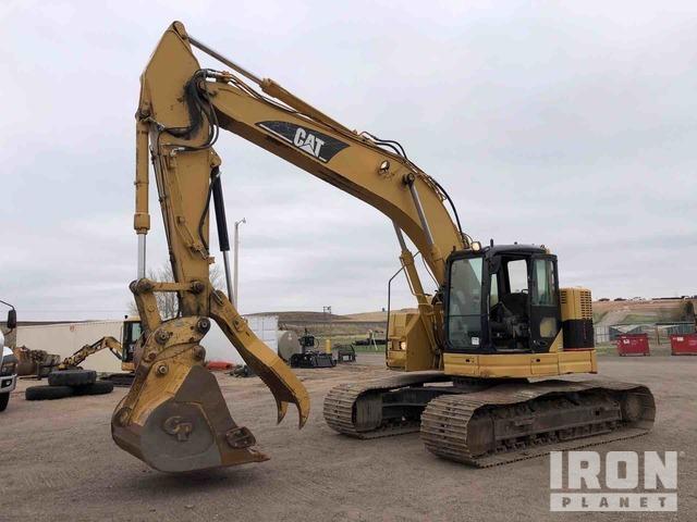 2006 Cat 321C LCR Track Excavator, Hydraulic Excavator