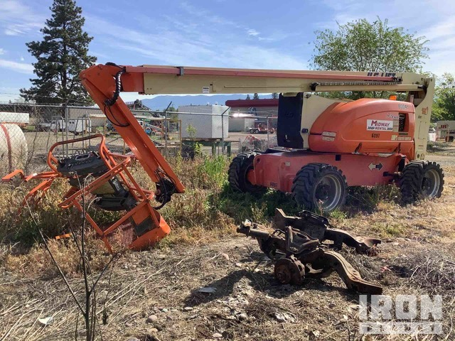 2007 JLG 800AJ 4WD Diesel Articulating Boom Lift, Parts/Stationary Construction-Other