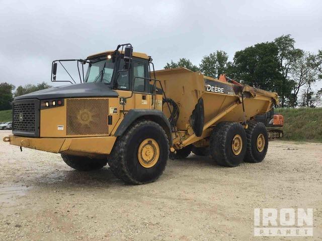 2013 (unverified) John Deere 410ET 6x6 Articulated Dump Truck, Articulated Dump Truck