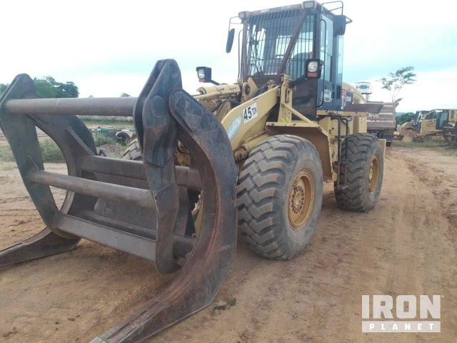 2009 Cat 938H Wheel Loader, Wheel Loader