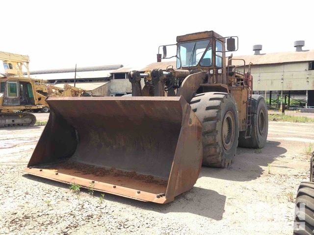 Cat 988B Wheel Loader, Parts/Stationary Construction-Other