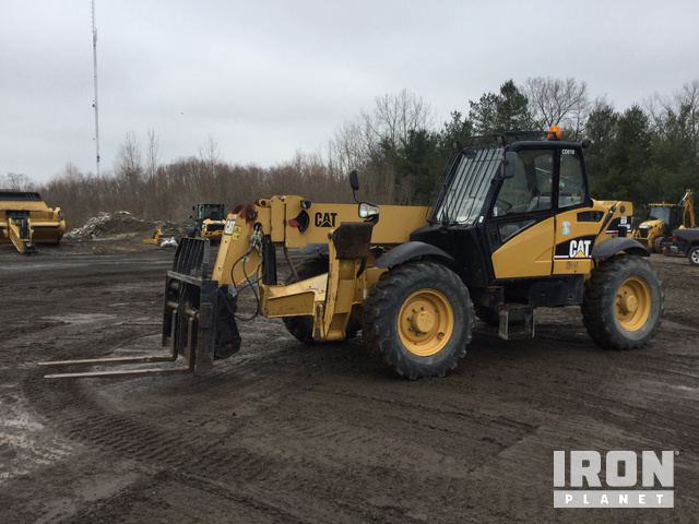 2005 Cat TH360B Telehandler, Telescopic Forklift