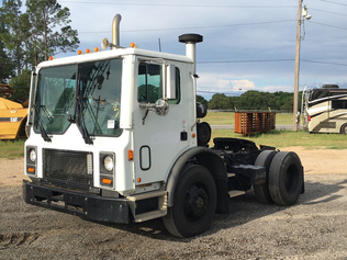 Trucks - Cabover Tractor