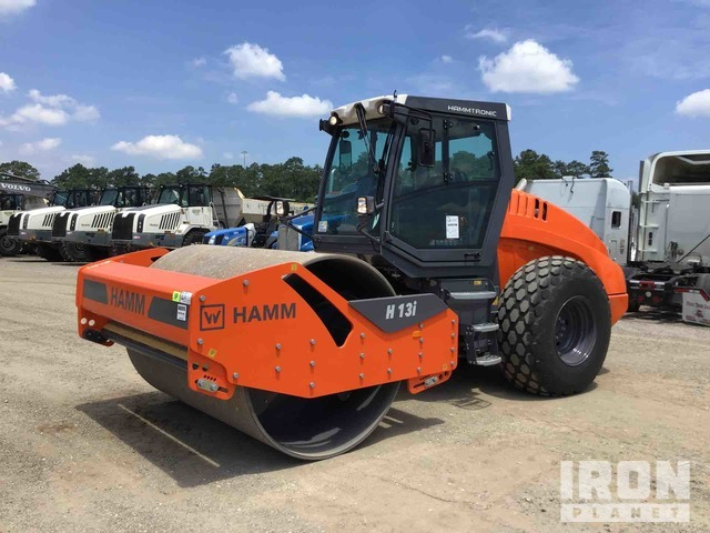 2020 Hamm H13i Vibratory Single Drum Compactor - New, Vibratory Padfoot Compactor