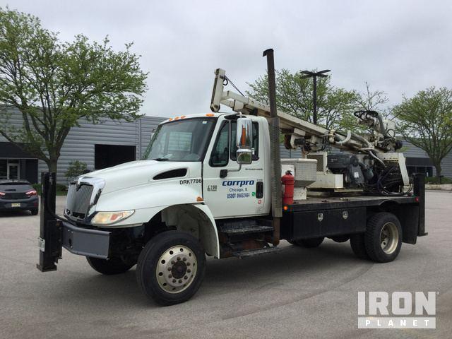 2009 International 4200 Drill Truck, Drill Truck