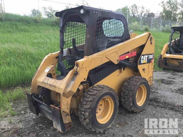 2019 Cat 236D Skid Steer Loader, Parts/Stationary Construction-Other