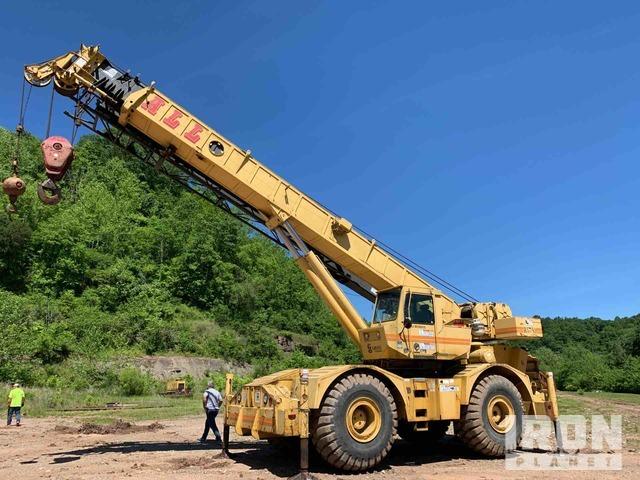 Grove RT750 Rough Terrain Crane, Rough Terrain Crane
