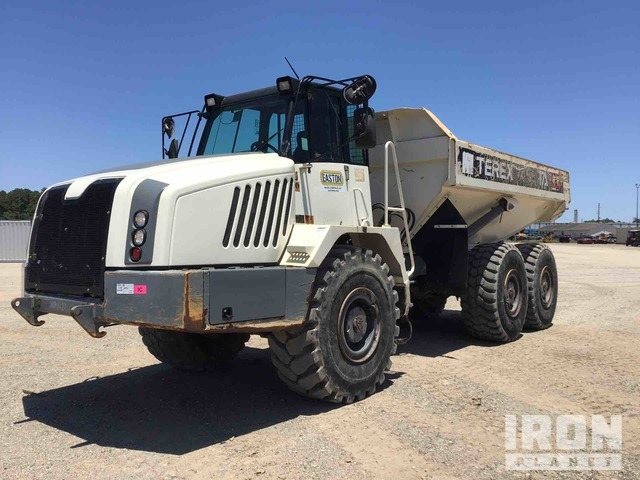 2014 Terex TA300 6x6 Articulated Dump Truck, Articulated Dump Truck