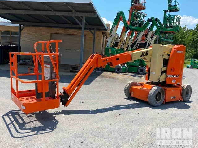 2012 JLG E300AJP Electric Articulating Boom Lift, Boom Lift