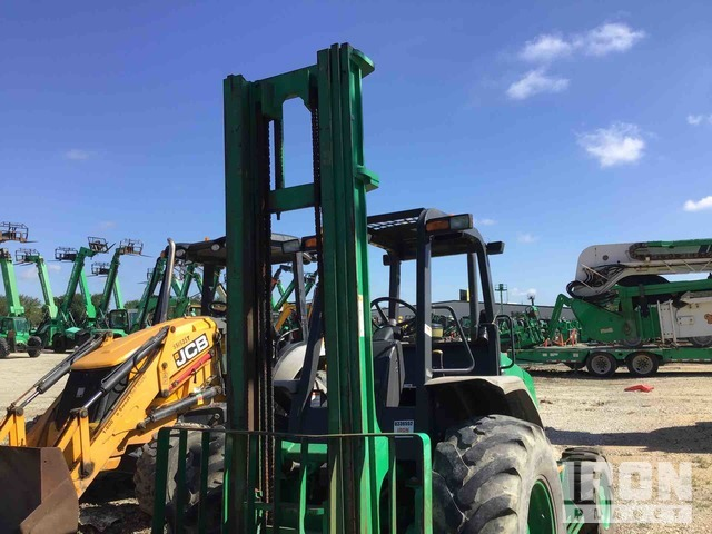 2012 Case 586G Rough Terrain Forklift, Parts/Stationary Construction-Other