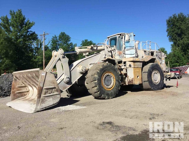 Cat 988G Wheel Loader, Wheel Loader