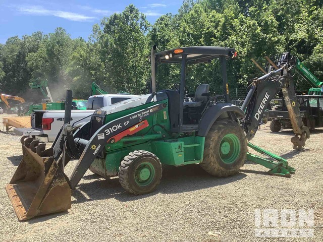 2013 John Deere 310EK 4x4 Backhoe Loader, Loader Backhoe