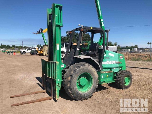 2012 (unverified) Case 586G 4x4 Rough Terrain Forklift, Rough Terrain Forklift