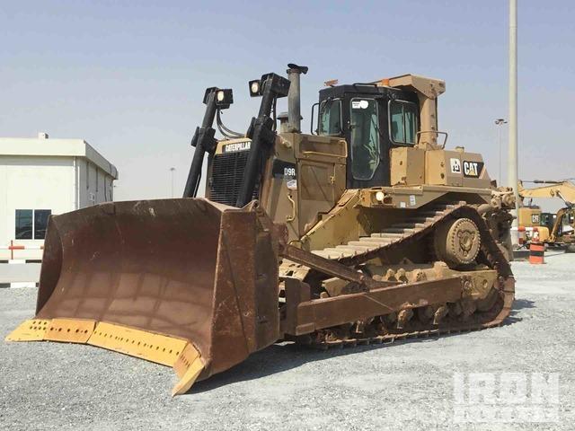 2012 Cat D9R Crawler Dozer, Crawler Tractor
