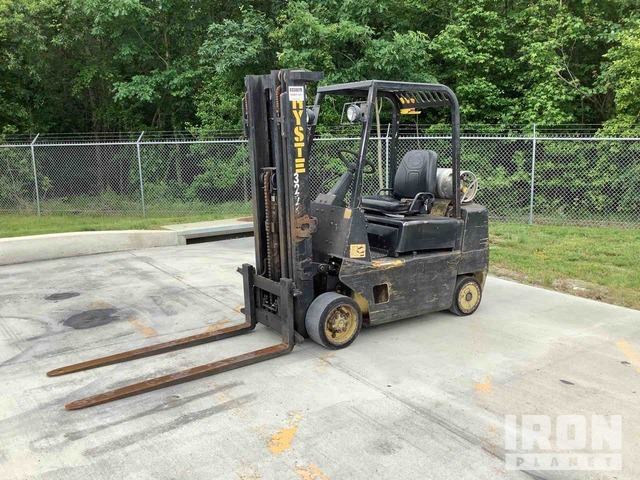 Hyster S50XL Cushion Tire Forklift, Forklift