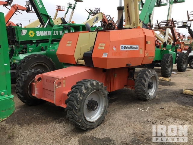 2012 (unverified) JLG 660SJ 4WD Diesel Telescopic Boom Lift, Parts/Stationary Construction-Other