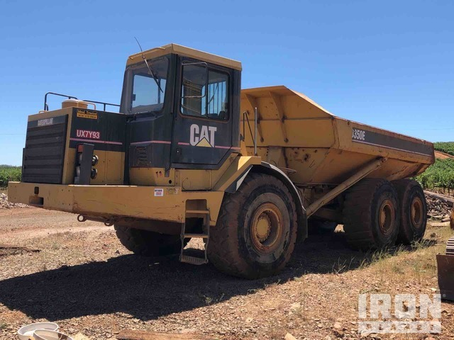 Cat D350E Articulated Dump Truck, Parts/Stationary Construction-Other