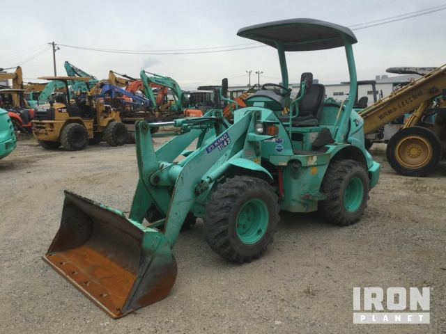 2011年 Hitachi ZW30 Wheel Loader, Wheel Loader