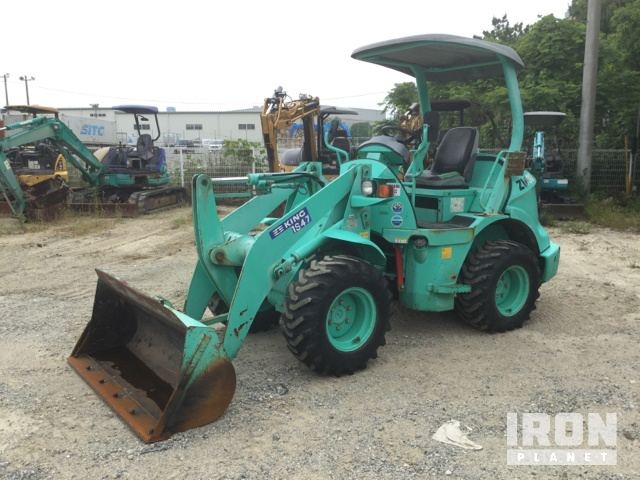 2011 年 Hitachi ZW30 Wheel Loader, Wheel Loader