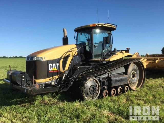 2008 Challenger MT875B Track Tractor, Track Tractor