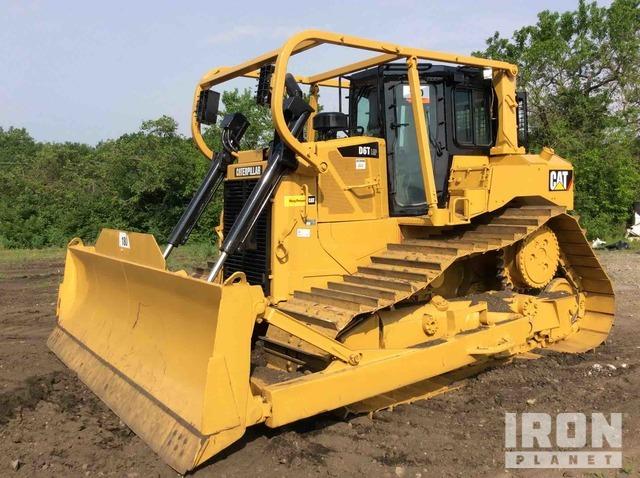 2012 Cat D6T LGP Crawler Dozer, Crawler Tractor