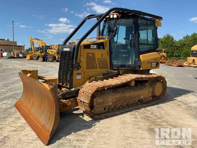 2015 Cat D5K2 XL Crawler Dozer, Crawler Tractor