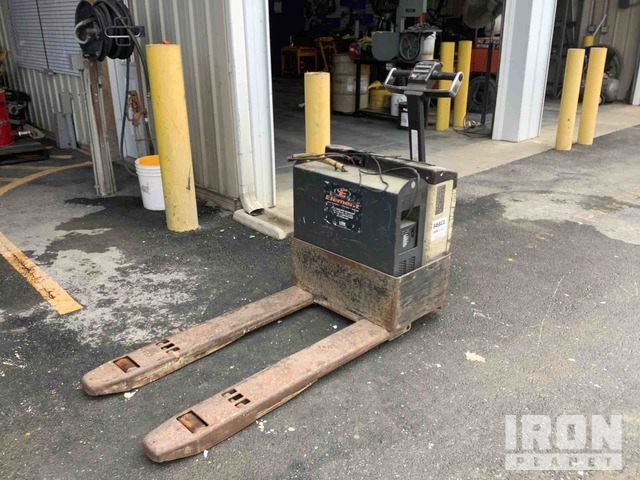 Crown 40GPW-4-14 Pallet Jack, Electric Pallet Jack