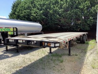 Släpvagnar med öppet flak