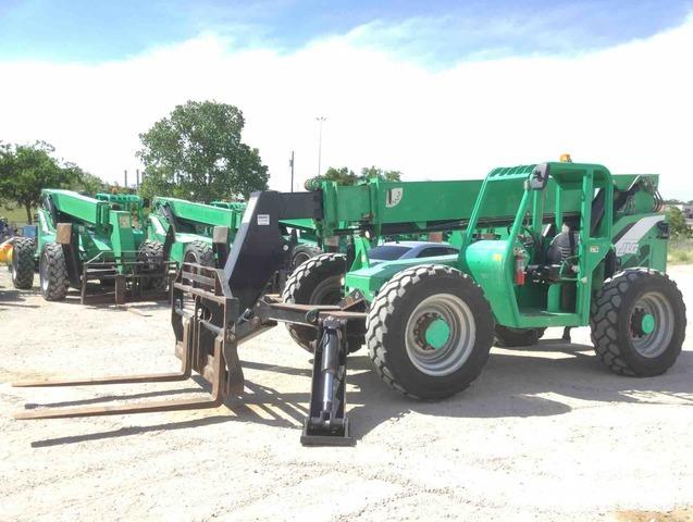 2013 JLG/SkyTrak 10042 4x4x4 10000 lb Telehandler, Telescopic Forklift
