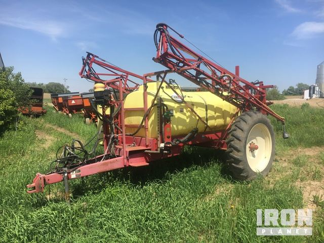 Hardi NAV1000M Pull Type Sprayer, Sprayer